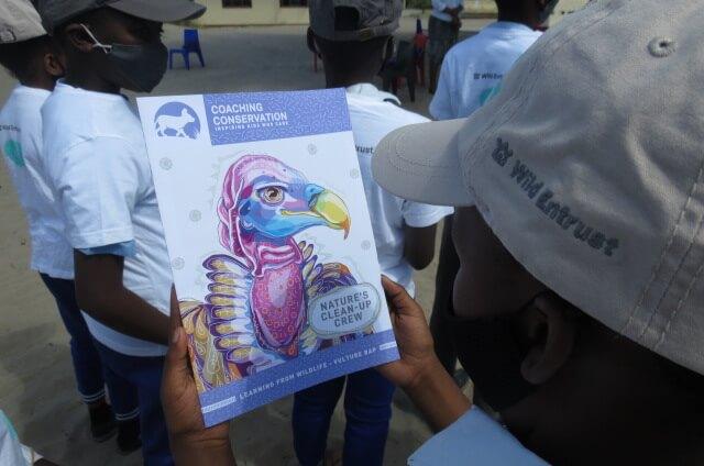 Vulture RAP at Gweta